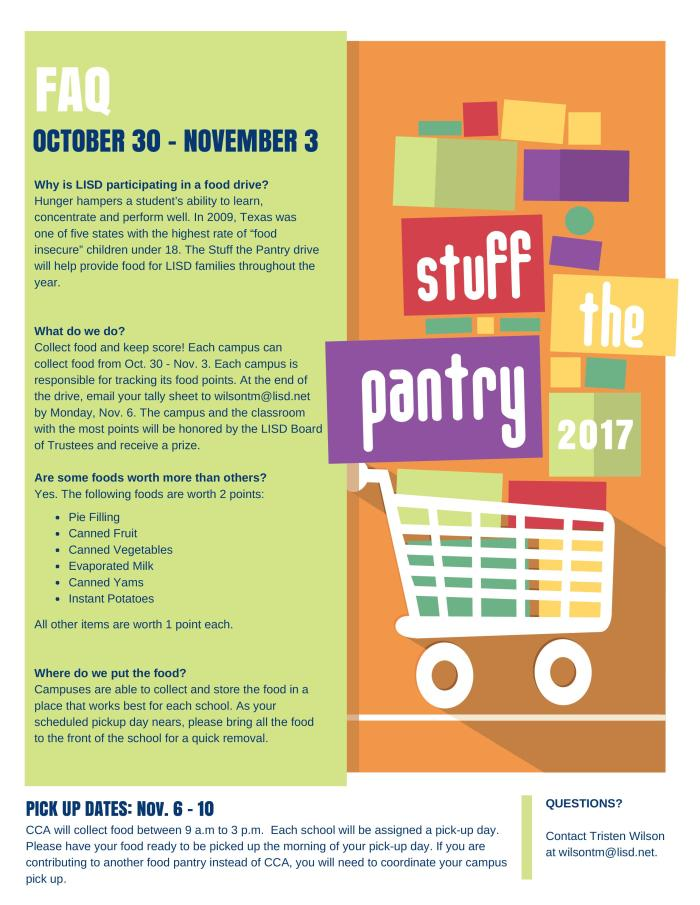 2017 Stuff the Pantry