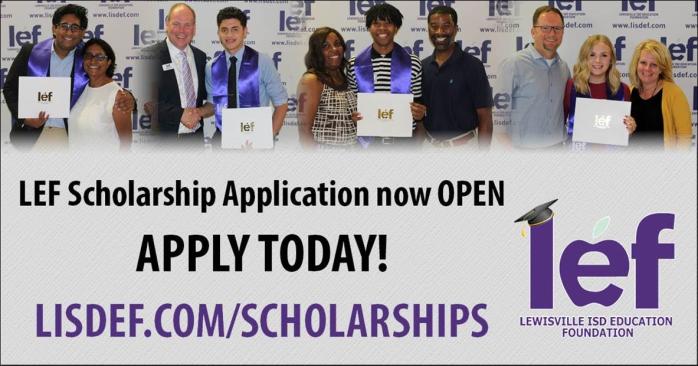 LEF Scholarship