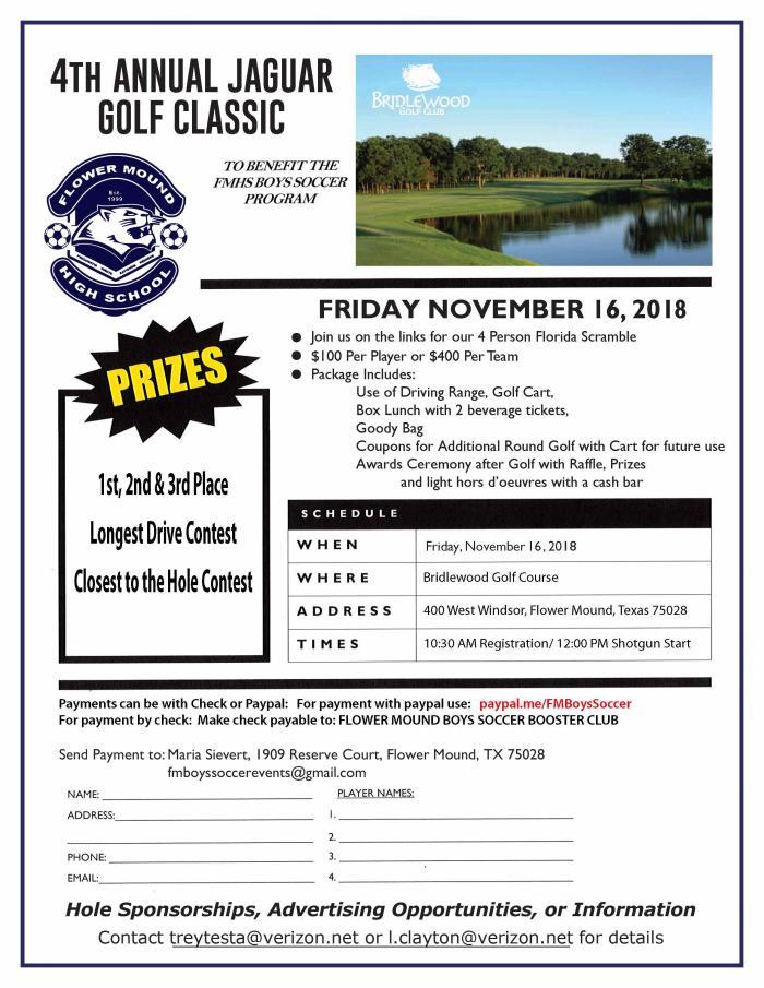 11-16 Golf
