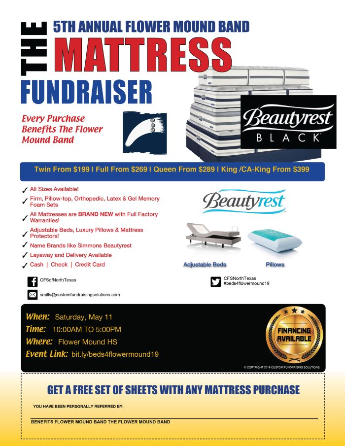 Band Mattress Sale